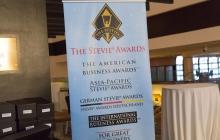 Sundance Vacations Stevie Awards 2016