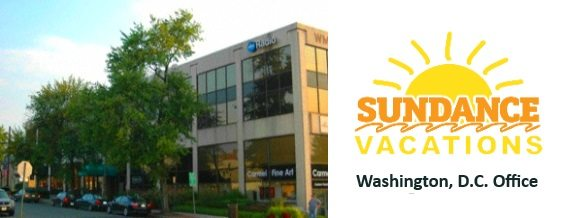 Sundance Vacations D.C. office