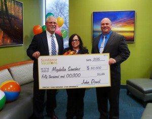 Sundance Vacations Giveaway $50,000 Winner