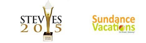 Sundance Vacations Hazleton Stevie Awards