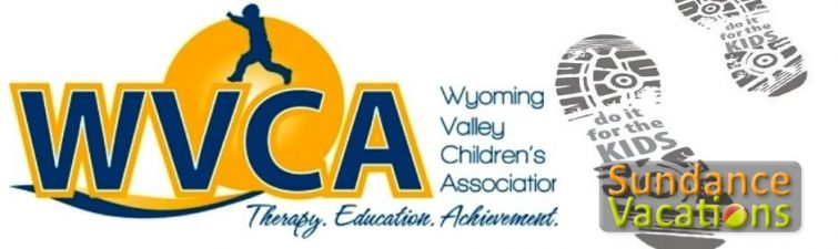 Wyoming Valley Childrens Association Sundance Vacations Banner