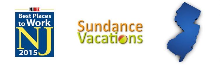 Sundance Vacations Best Places to Work Banner