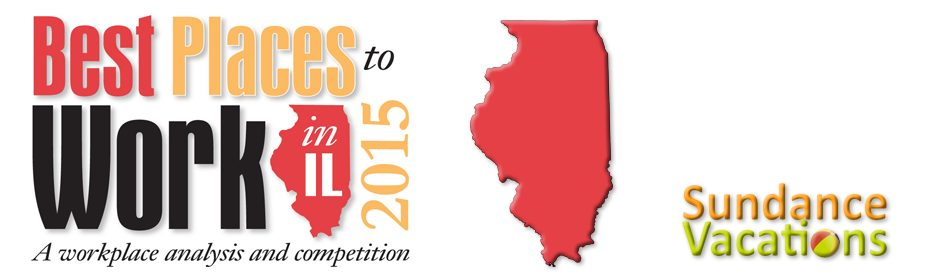 Sundance Vacations Best Placest to Work Illinois Banner