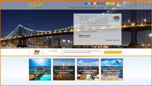 Sundance Vacations Website