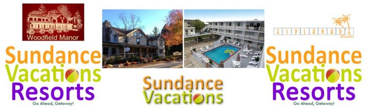 Woodfield Manor a Sundance Vacations Resort - Esplanade Suites a Sundance Vacations Resort Banner