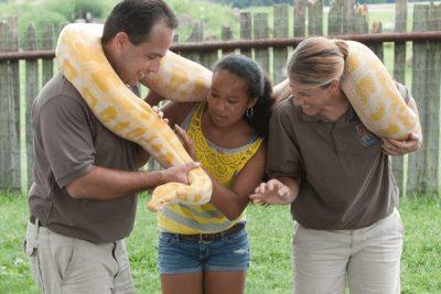 Six Flags Safari Snake; Sundance Vacations