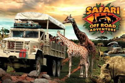 Six Flags Safari; Sundance Vacations