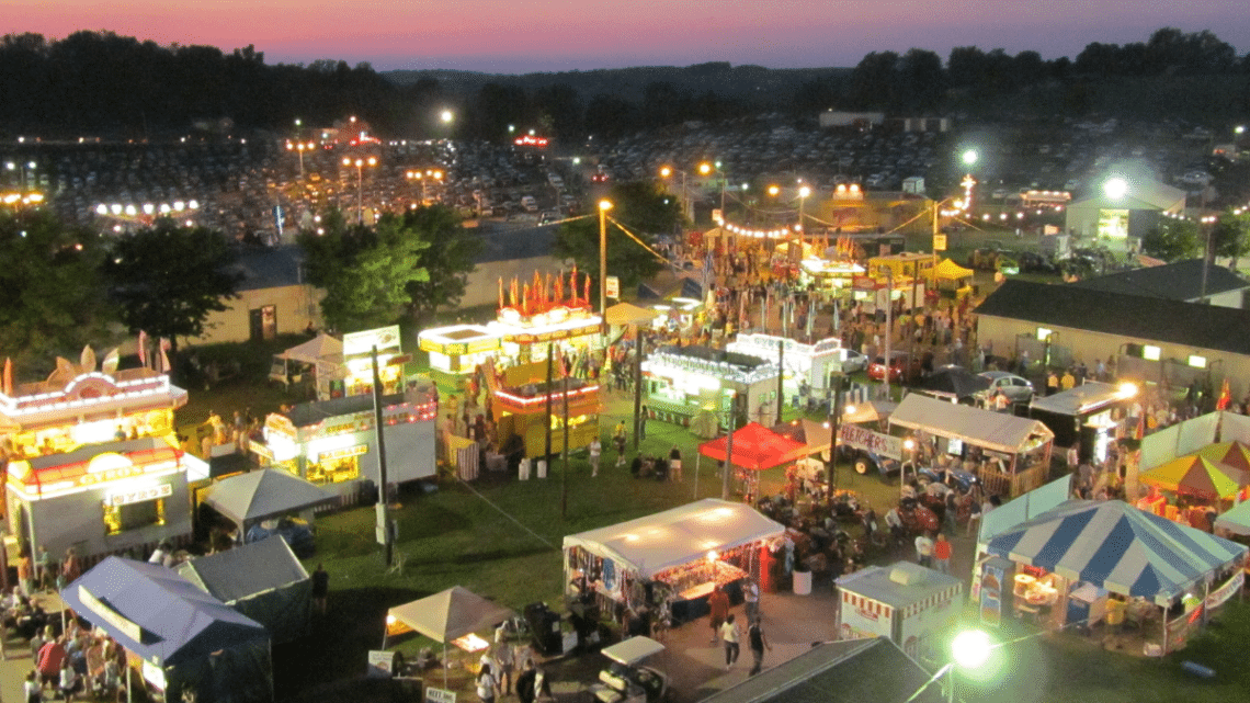 westmoreland fair sky view sundance vacations