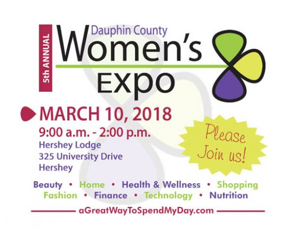 Dauphin county women expo