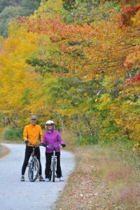 Sundance Vacations Fall Foliage Bike Ride3