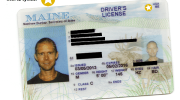 Sundance Vacations Real ID Act ID