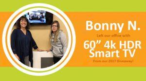 Sundance Vacations 2017 TV winner Bonny Nicholas box