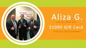 Aliza g. 1000 GC sundance-vacations-sweepstakes-giveaway-box