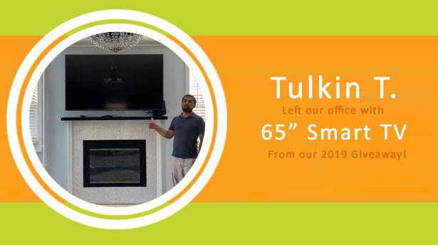 Sundance Vacations TV Winner Tulkin T