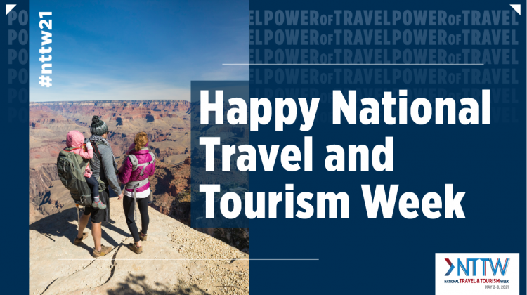 National Travel and Tourism week
